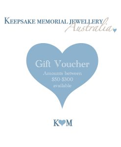 Cremation Jewellery Gift Vouchers